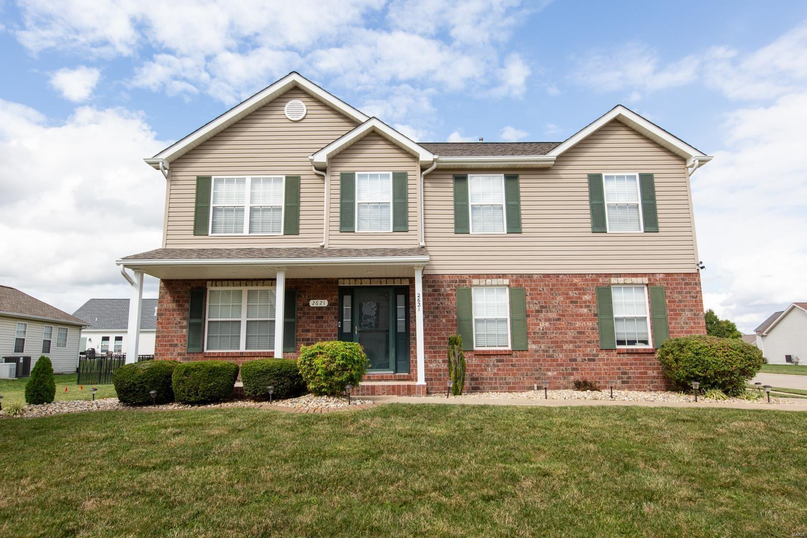 2621 Greystone Estates Parkway, Belleville, IL 62221 - MLS#: 21050914