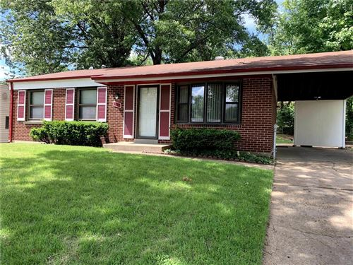 Photo of 1729 Dowd, St Louis, MO 63136 (MLS # 20084918)