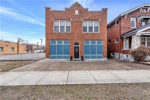 Photo of 3628 Bates Street, St Louis, MO 63116 (MLS # 21010925)
