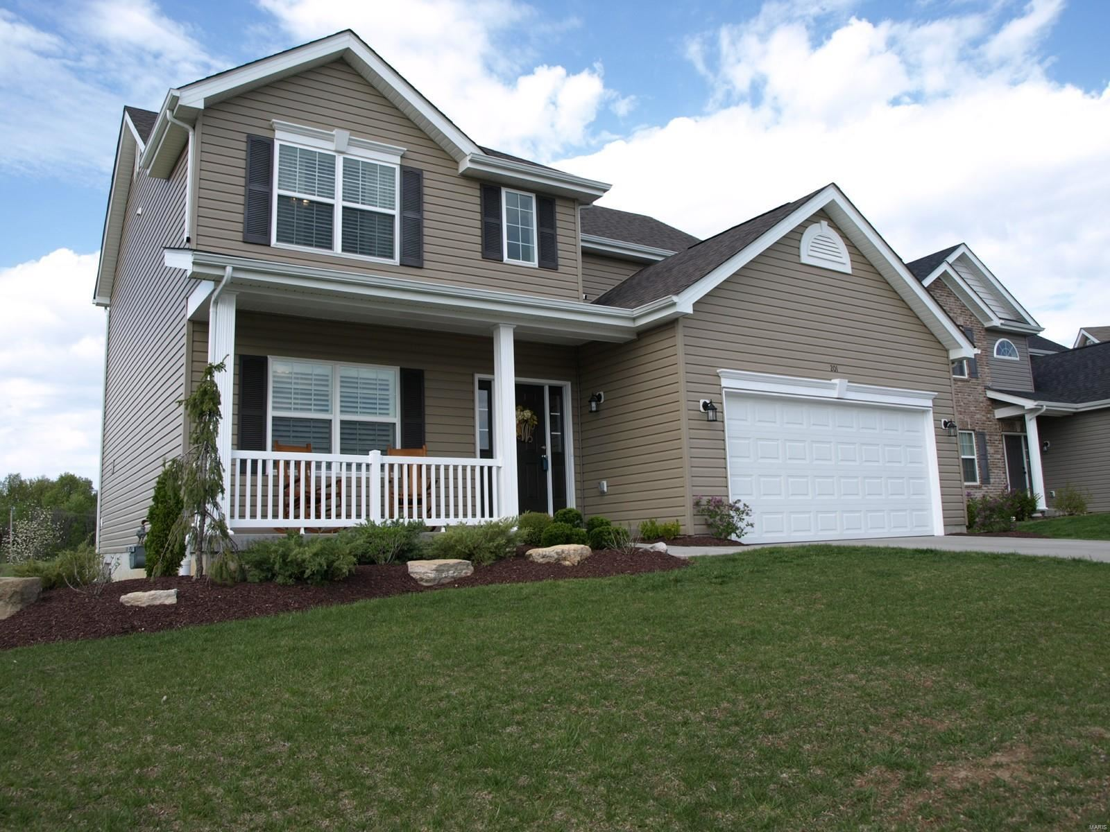 201 East Cannon Spur Court, OFallon, MO 63366 - MLS#: 20021925