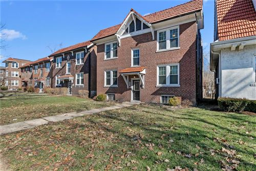 Photo of 6265 Cates Avenue, St Louis, MO 63130 (MLS # 20012927)