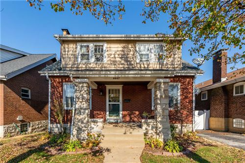 Photo of 4447 Beethoven Avenue, St Louis, MO 63116 (MLS # 20075937)