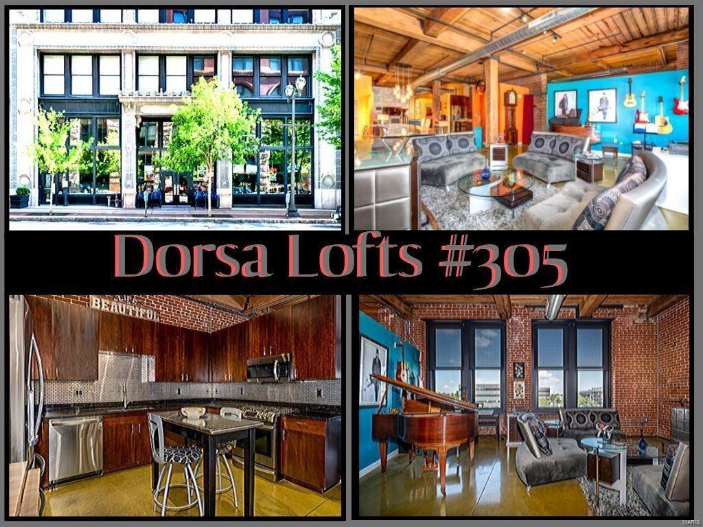1015 Washington Avenue #305, Saint Louis, MO 63101 - MLS#: 19055938