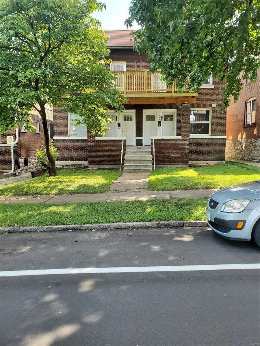 4978 Chippewa Street, Saint Louis, MO 63109 - #: 21061941