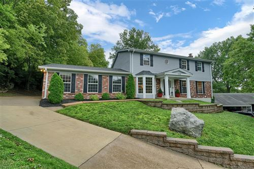 Photo of 5348 Warmwinds, St Louis, MO 63129 (MLS # 20057942)