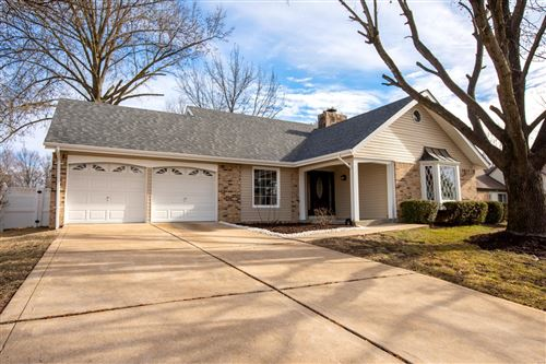 Photo of 2158 Parasol Drive, Chesterfield, MO 63017 (MLS # 21003943)