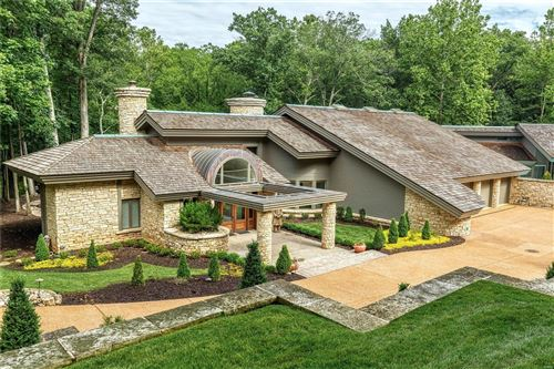 Photo of 3 Serendipity Circle, Town and Country, MO 63131 (MLS # 21057951)