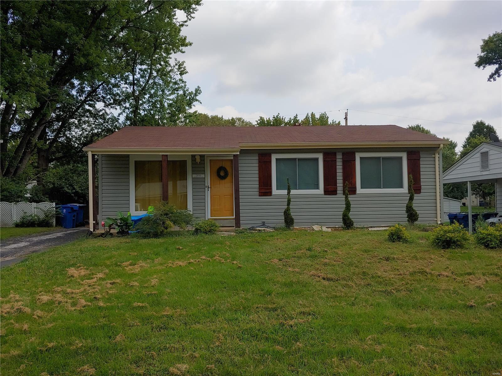 2850 Briarcote Drive, Maryland Heights, MO 63043 - MLS#: 19068951