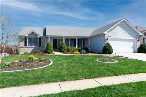 Photo of 106 Timber Trace Crossing, Wentzville, MO 63385 (MLS # 21052954)