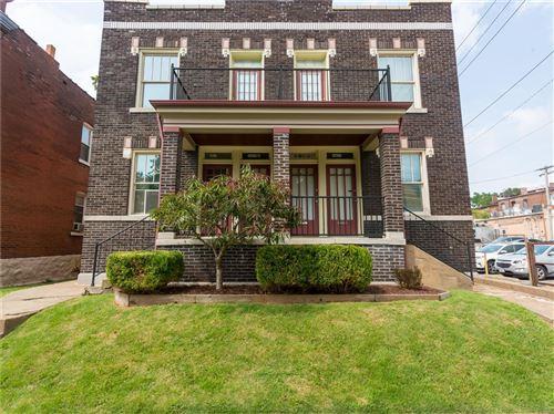 Photo of 3623 Shenandoah Avenue, St Louis, MO 63110 (MLS # 21052957)