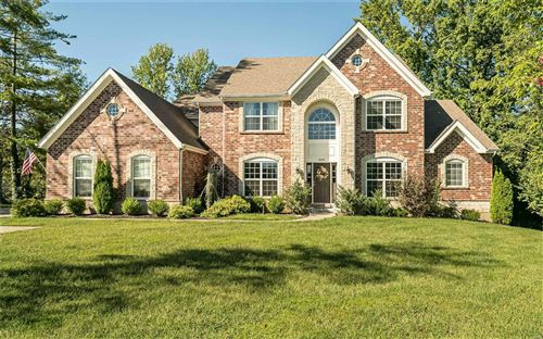 Photo of 2283 Schoettler Road, Chesterfield, MO 63017 (MLS # 21064962)