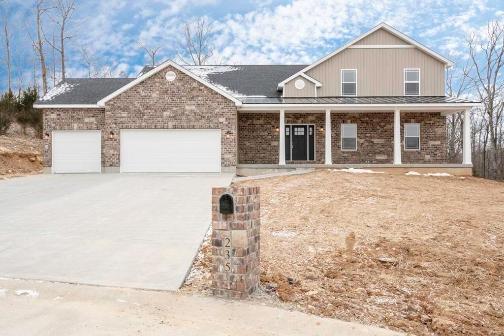 0 Timber Wolf\/ CONGRESSIONAL, Festus, MO 63028 - MLS#: 20017962