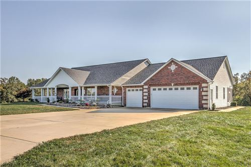 Photo of 1595 Highway Mm, Moscow Mills, MO 63362 (MLS # 20073971)
