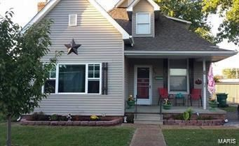 609 Kinloch Ave, Collinsville, IL 62234 - MLS#: 20044974