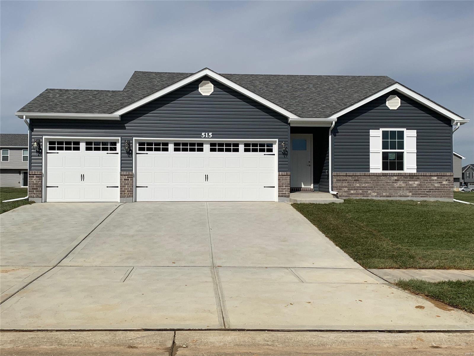 1102 Slapshot Drive, Foristell, MO 63348 - MLS#: 21065977