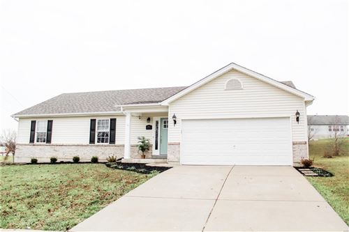 Photo of 3863 Bedford Pointe Drive, Wentzville, MO 63385 (MLS # 20083978)