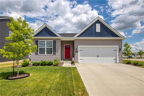 Photo of 300 Huntleigh Parkway, Wentzville, MO 63385 (MLS # 20043983)