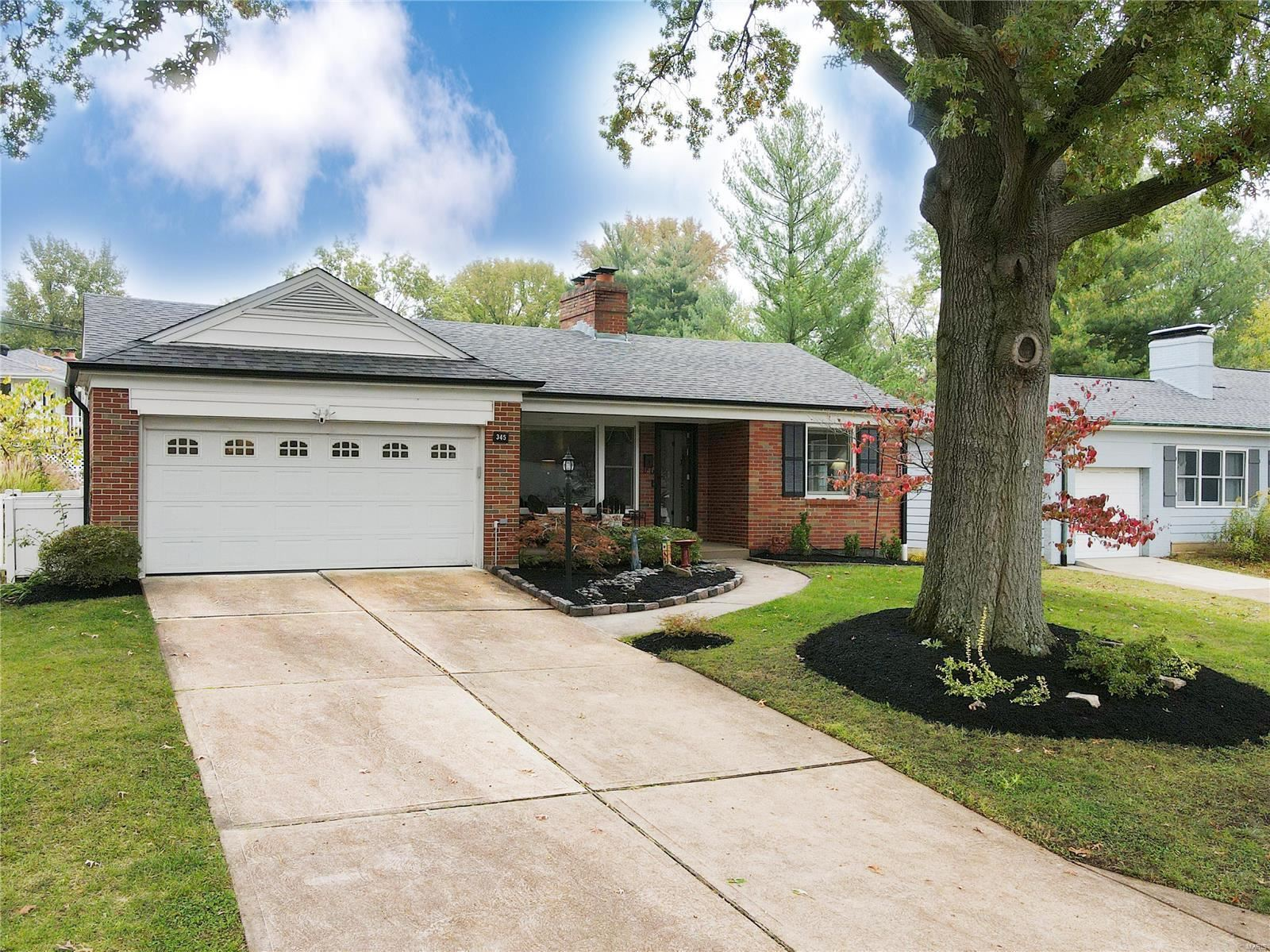 345 Camellia Drive, Webster Groves, MO 63119 - #: 20082991