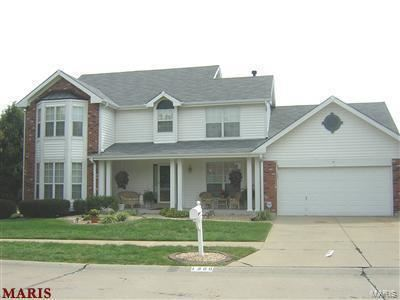 Photo of 1300 Topsider Court, Florissant, MO 63034 (MLS # 21028992)