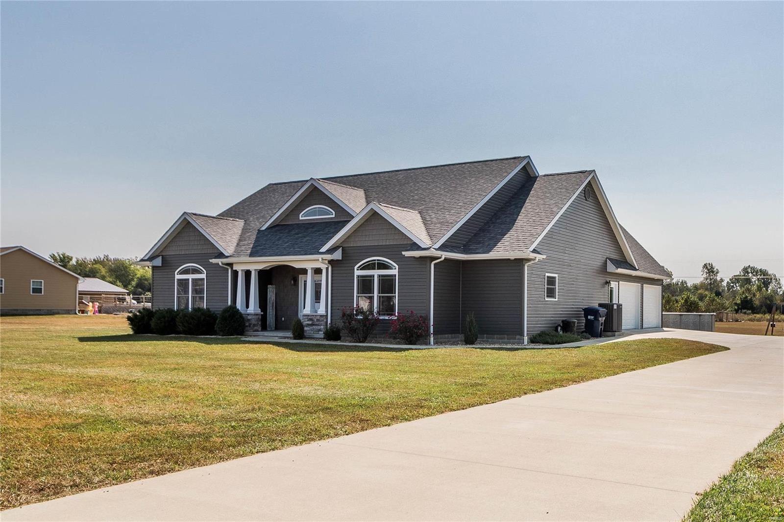 16703 Heatherbrooke Lane, Marion, IL 62959 - MLS#: 20073992