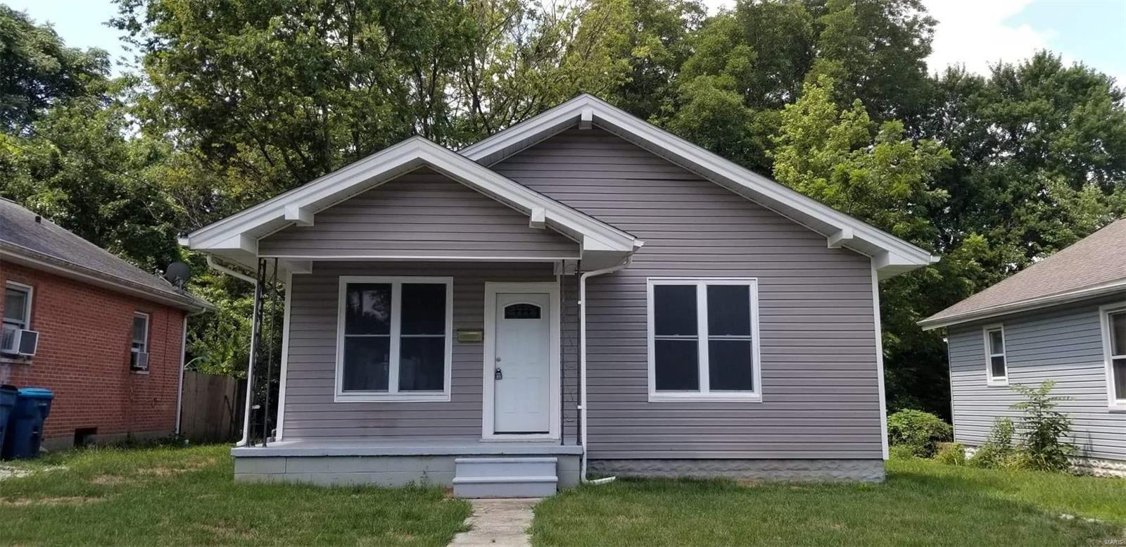 407 North Combs Avenue, Collinsville, IL 62234 - MLS#: 20014995