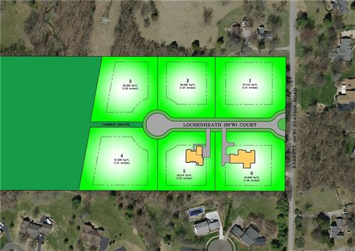 Photo of 13203 Lochenheath / Lot 1 #1, Town and Country, MO 63131 (MLS # 20059996)
