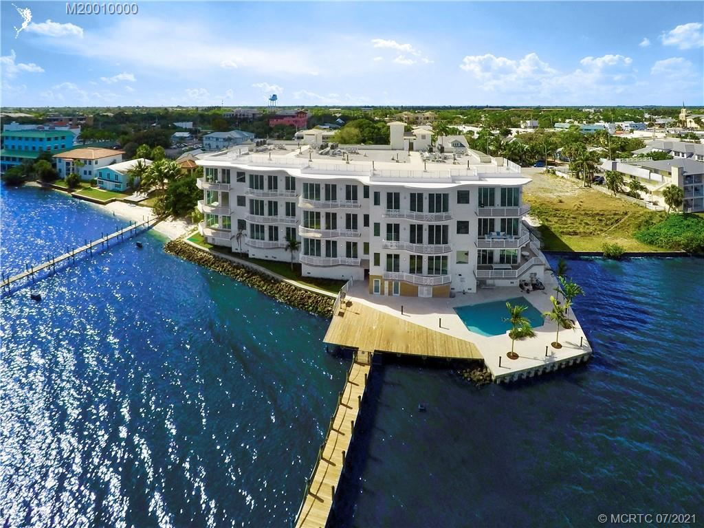 51 SE Seminole Street #404, Stuart, FL 34994 - #: M20010000