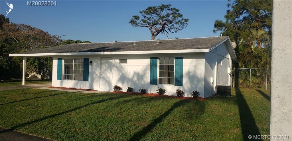 349 NE Floresta Drive, Port Saint Lucie, FL 34983 - MLS#: M20028001