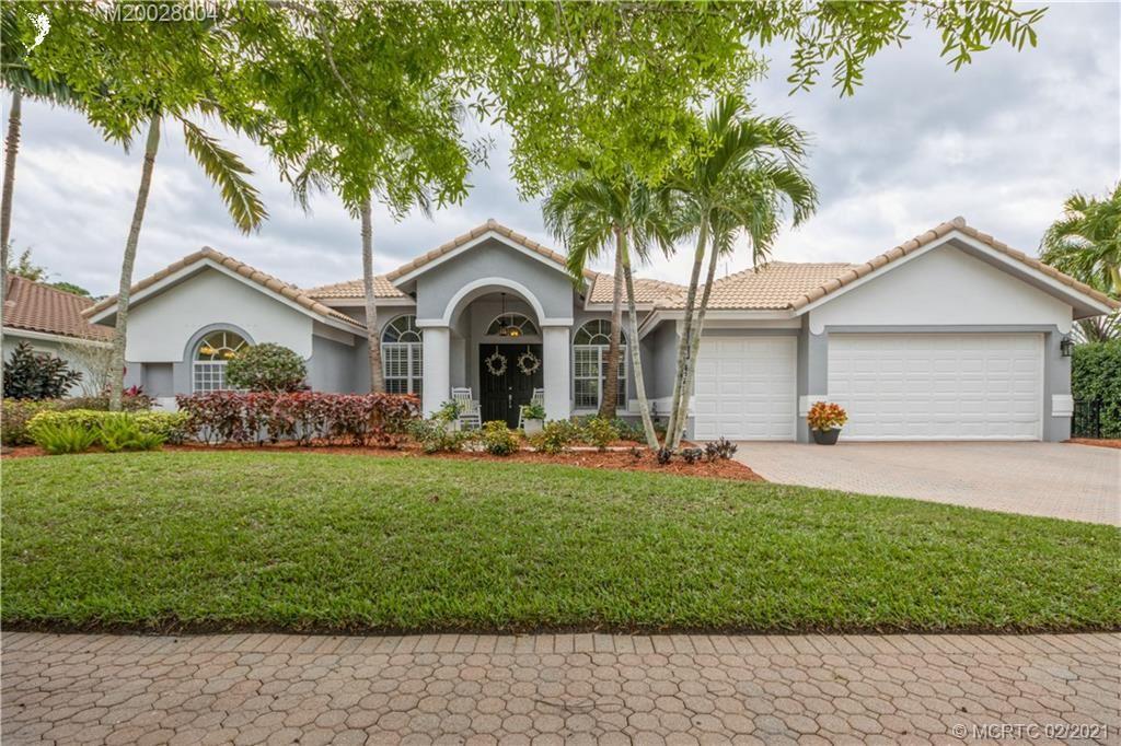 Photo of 4355 SW La Paloma Drive, Palm City, FL 34990 (MLS # M20028004)