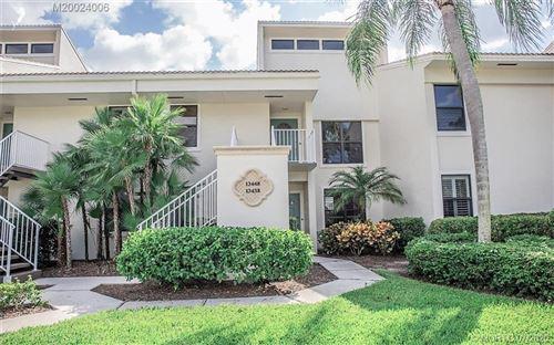 Photo of 13440 Harbour Ridge Boulevard #4A, Palm City, FL 34990 (MLS # M20024006)