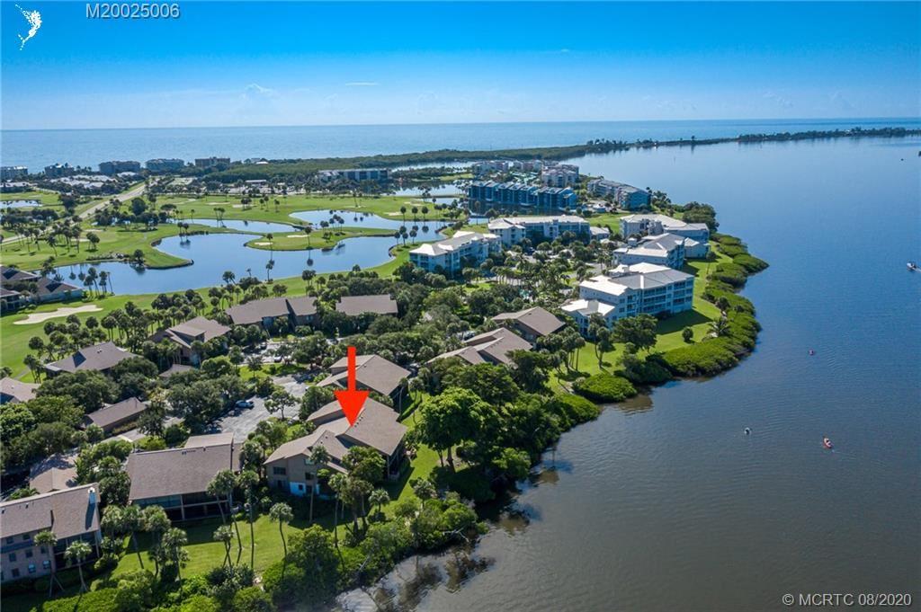 Photo of 264 NE Edgewater Drive #C-202, Stuart, FL 34996 (MLS # M20025006)