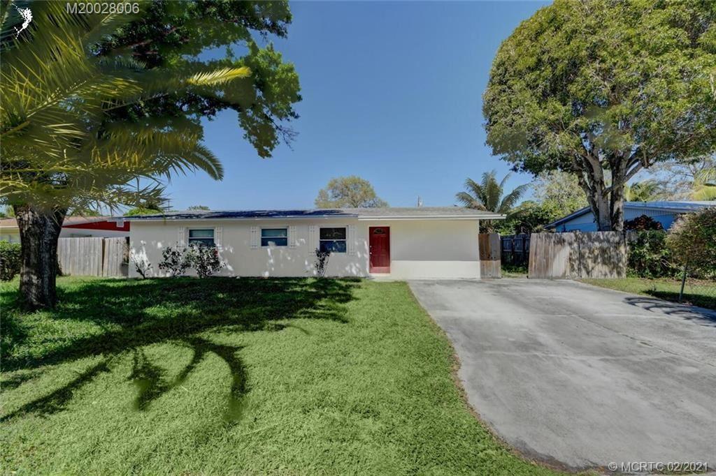 1095 NE Tuxedo Terrace, Jensen Beach, FL 34957 - MLS#: M20028006