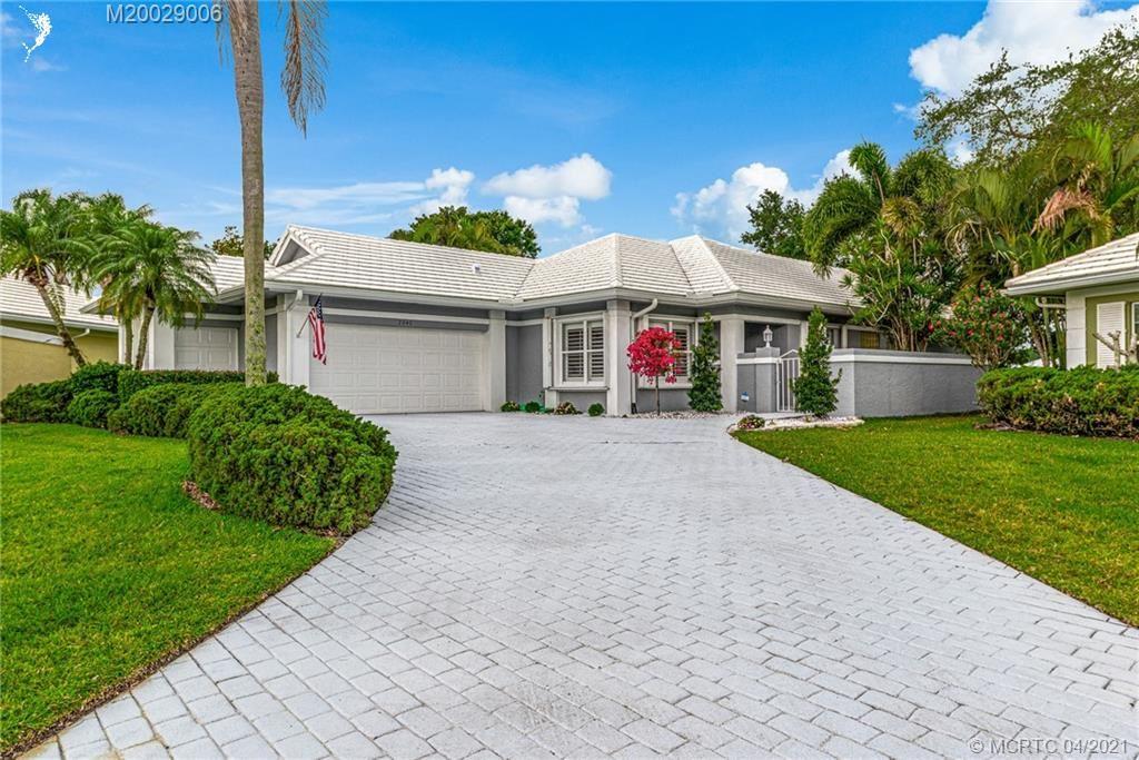 2540 SW Brookwood Lane, Palm City, FL 34990 - MLS#: M20029006