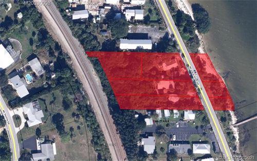 Photo of 4158,4160,4190 NE indian river Drive, Jensen Beach, FL 34957 (MLS # M20030008)