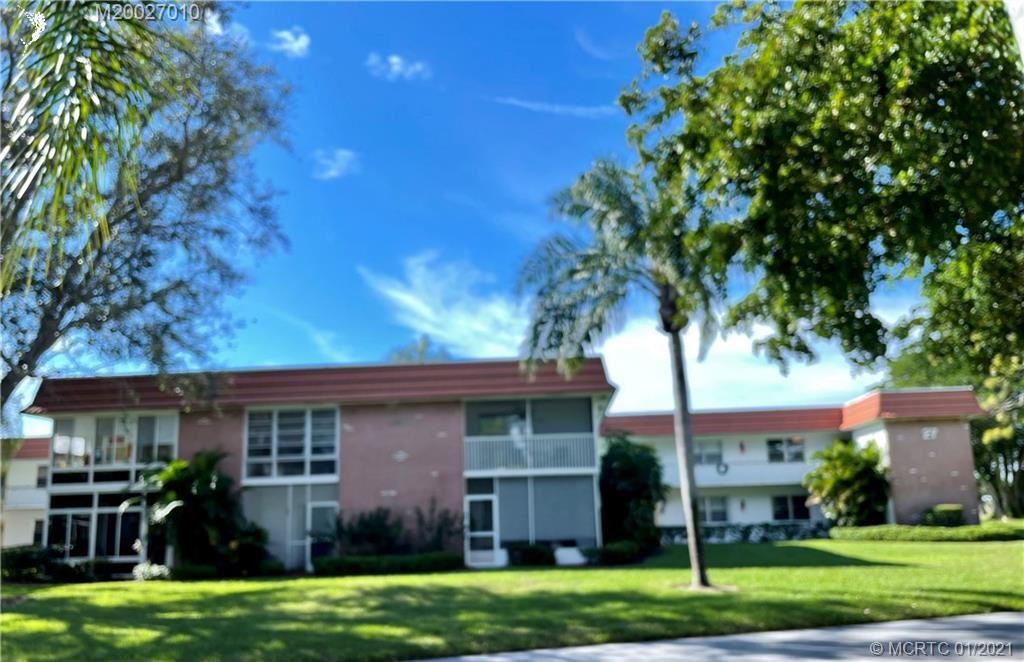 1225 NW 21st Street #2702, Stuart, FL 34994 - #: M20027010