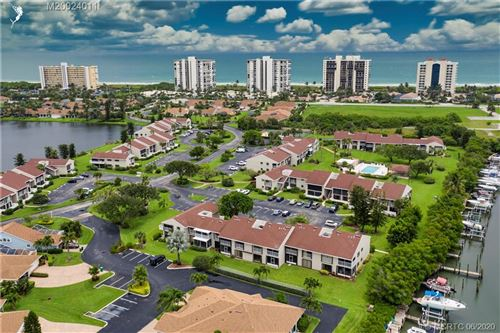 Photo of 3215 S Lakeview Circle #12205, Hutchinson Island, FL 34949 (MLS # M20024011)