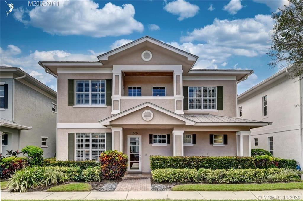 1600 SW Prosperity Way, Palm City, FL 34990 - #: M20026011