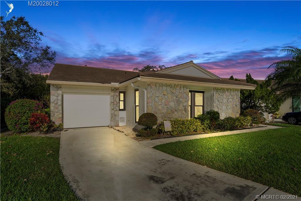 2585 SW Egret Pond Circle, Palm City, FL 34990 - #: M20028012