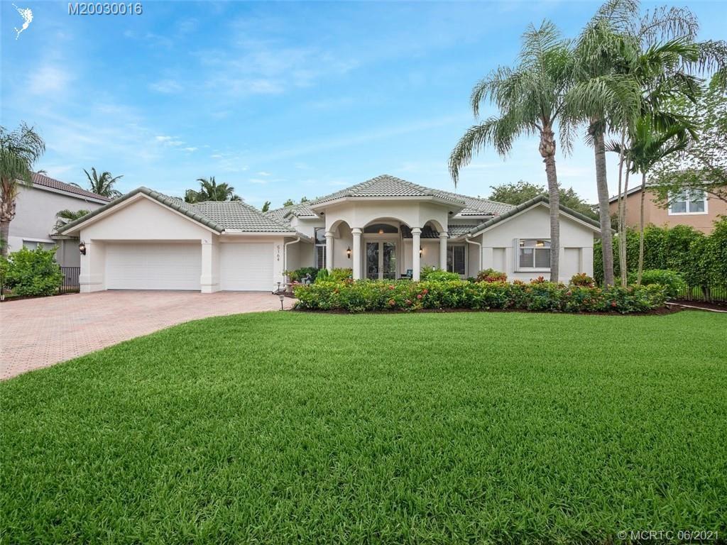 Photo of 5164 SW Hammock Creek Drive, Palm City, FL 34990 (MLS # M20030016)