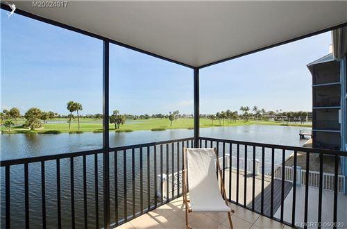 Photo of 40 NE Plantation Road #205, Stuart, FL 34996 (MLS # M20024017)