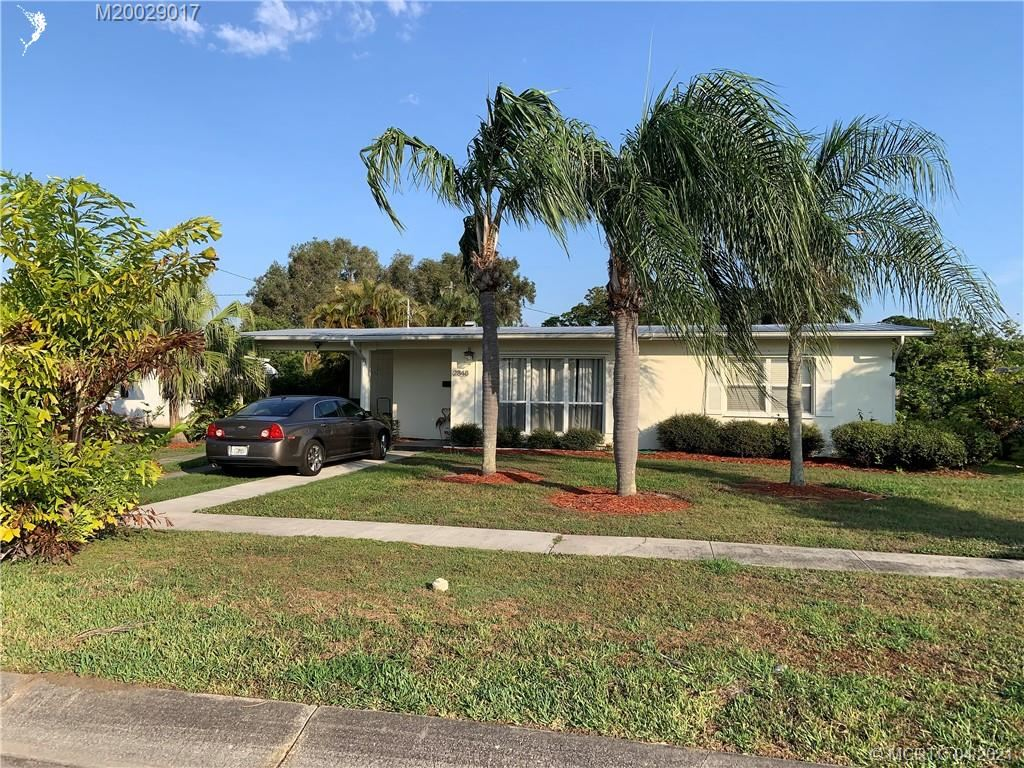 2848 SE Merritt Terrace, Port Saint Lucie, FL 34952 - MLS#: M20029017