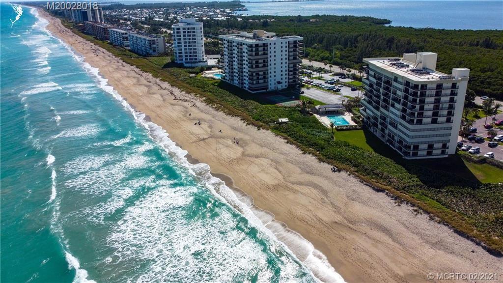 10044 S Ocean Drive #1105, Jensen Beach, FL 34957 - #: M20028018