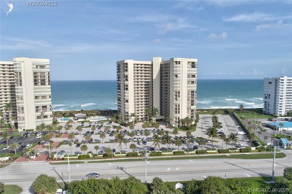 Photo of 9550 S Ocean Drive #310, Jensen Beach, FL 34957 (MLS # M20024023)