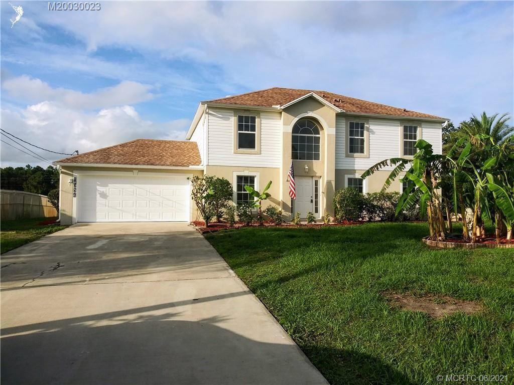1584 SW Abacus Avenue, Port Saint Lucie, FL 34953 - #: M20030023