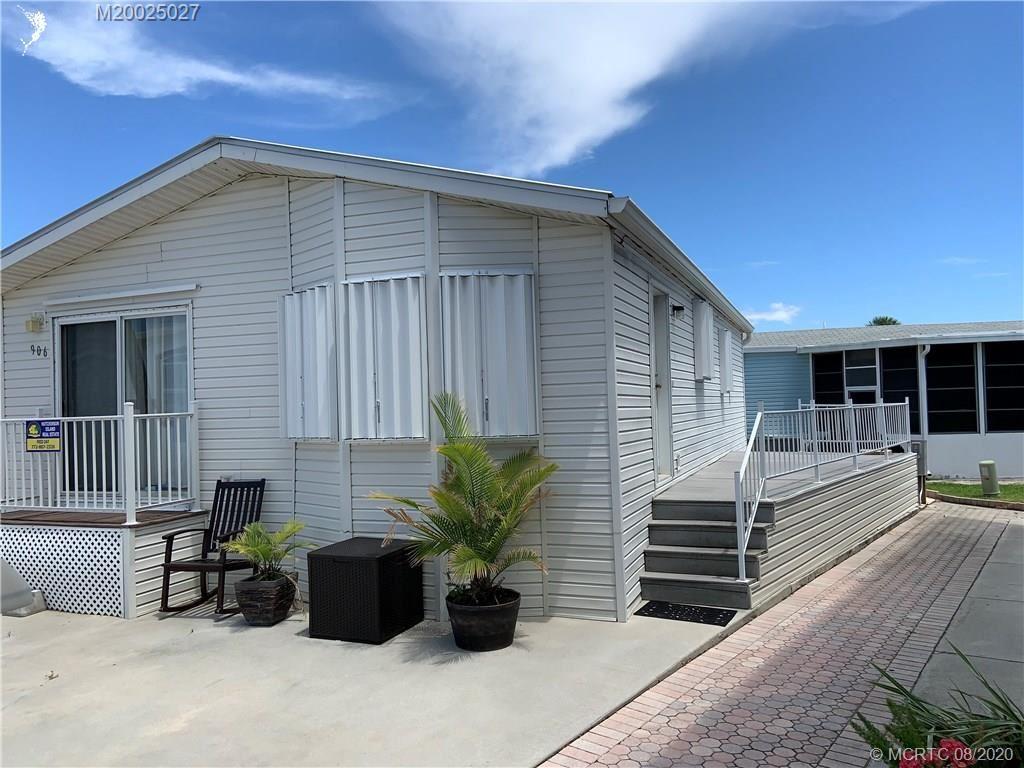 906 Nettles Boulevard, Jensen Beach, FL 34957 - #: M20025027