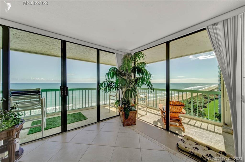 9900 S Ocean Drive #810, Jensen Beach, FL 34957 - MLS#: M20028028