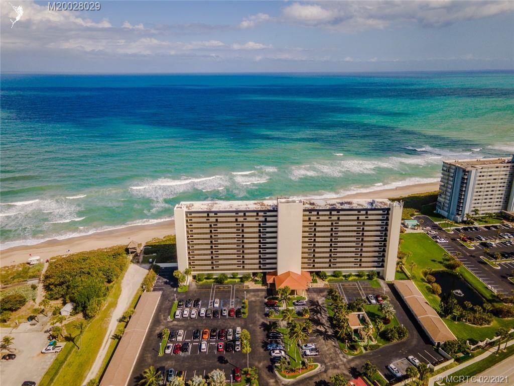 10410 S Ocean Drive #708, Jensen Beach, FL 34957 - MLS#: M20028029