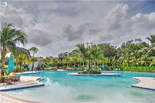 Photo of 6433 SE Brandywine Court #120, Stuart, FL 34997 (MLS # M20029030)