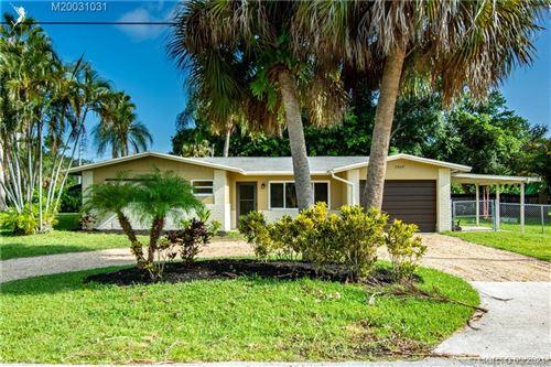 Photo of 1469 SW Ibis Street, Palm City, FL 34990 (MLS # M20031031)