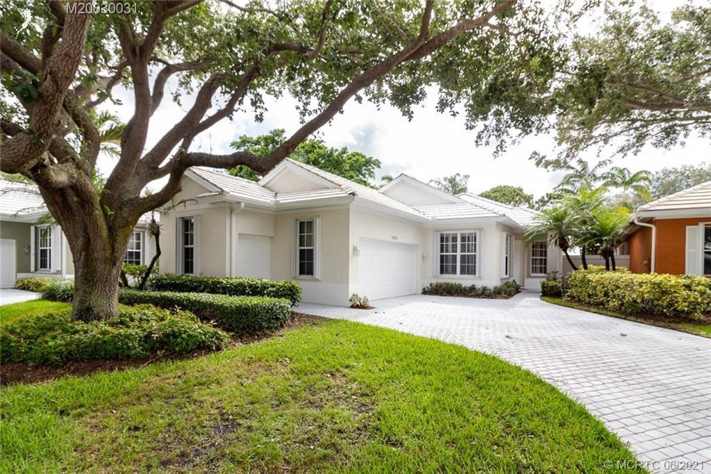 2432 SW Brookwood Lane, Palm City, FL 34990 - #: M20030031